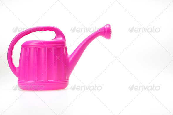 Water can - Stock Photo - Images