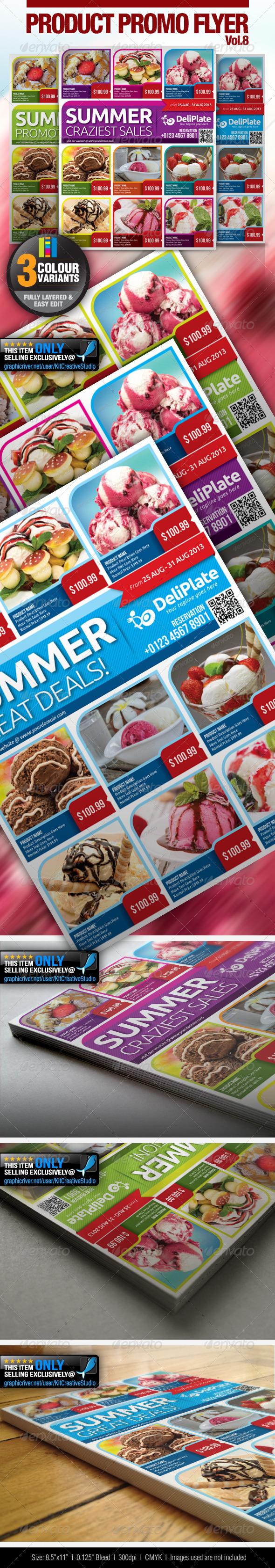 GraphicRiver Multi-Purpose Product Promotion Vol.8 5048266