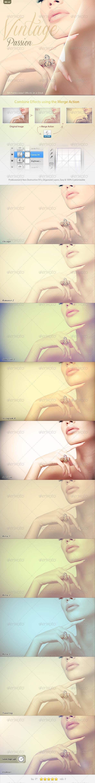 GraphicRiver Vintage Passion Vol 4 10 Pro FX 5048267
