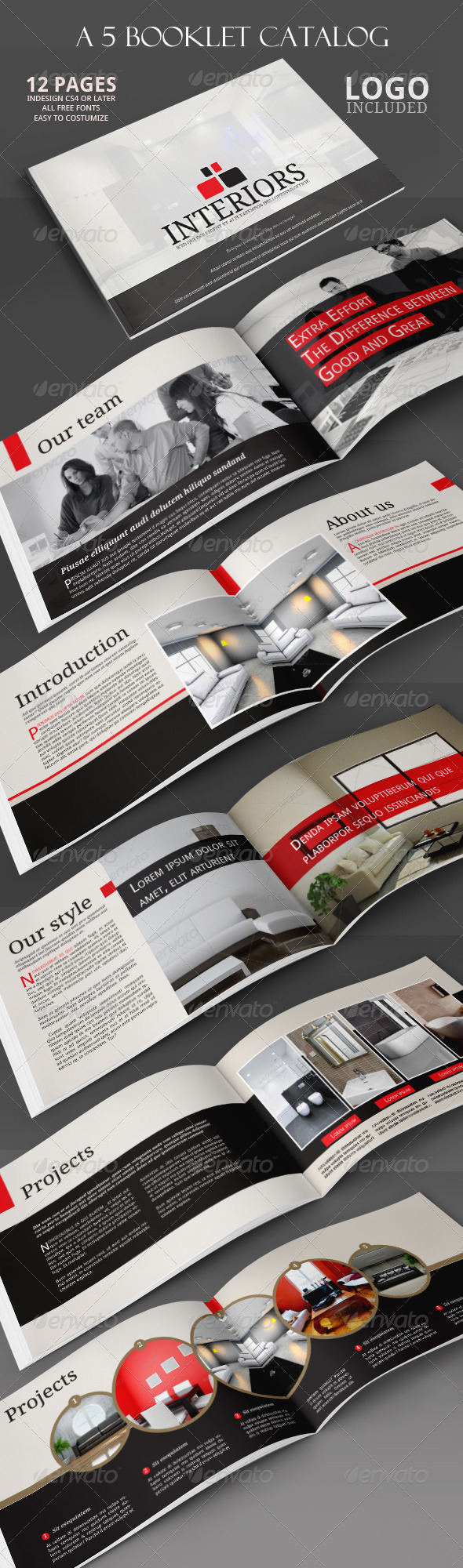 GraphicRiver Interiors 4968969