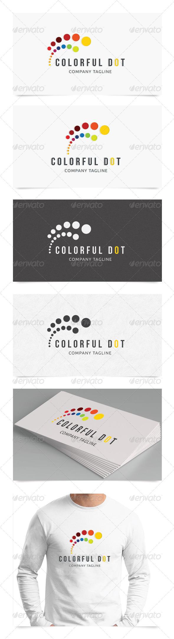 GraphicRiver Colorful Dot 5048660