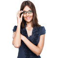 Young business lady in glasses - PhotoDune Item for Sale