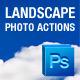 Landscape Booster Actions  - GraphicRiver Item for Sale