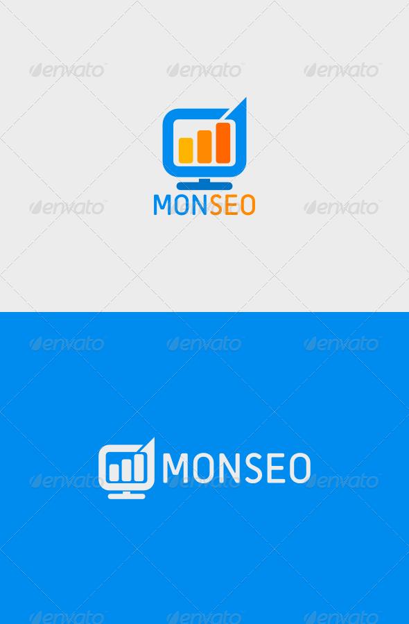 GraphicRiver Monseo Logo 5040963