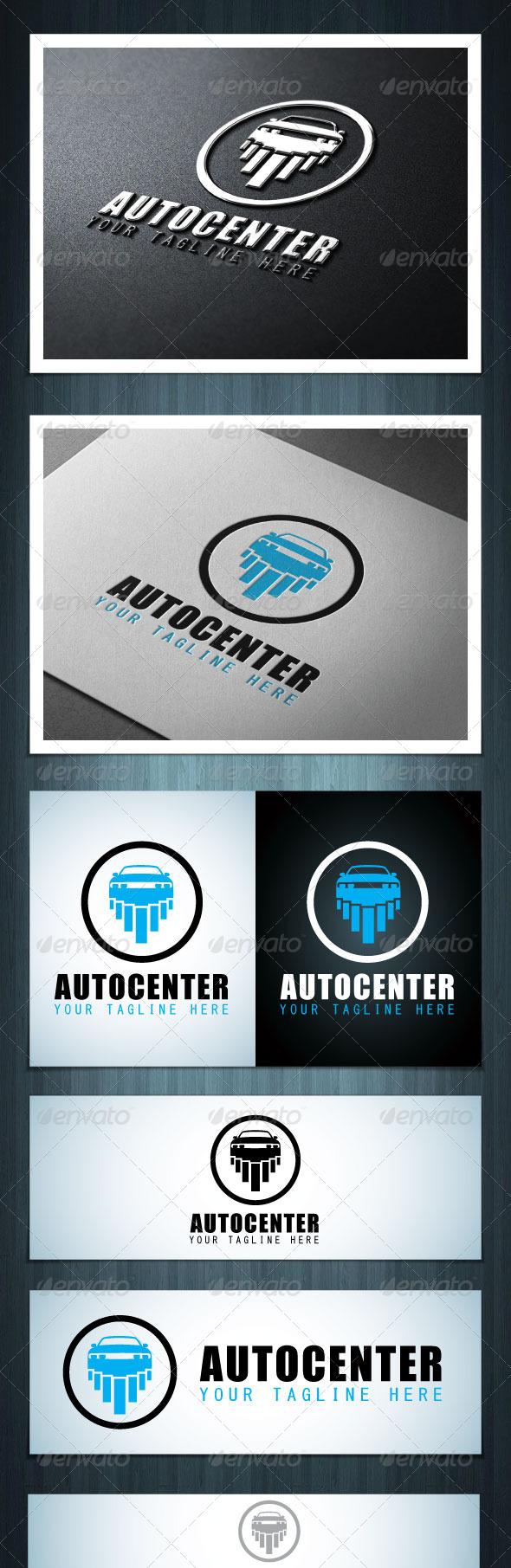 GraphicRiver Autocenter 5041598