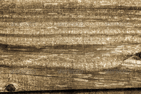 Aged Wood - Stock Photo - Images