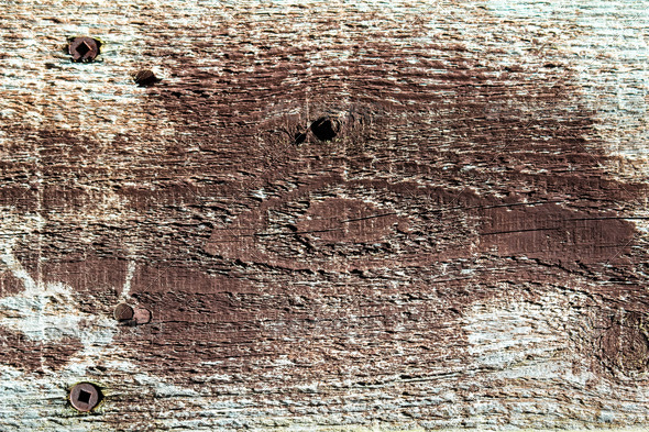 Weathered Wood - Stock Photo - Images