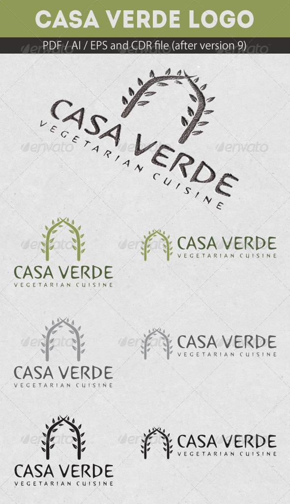 GraphicRiver Restaurant Logo Template 5042689