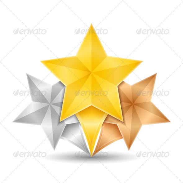 GraphicRiver Stars 5052407