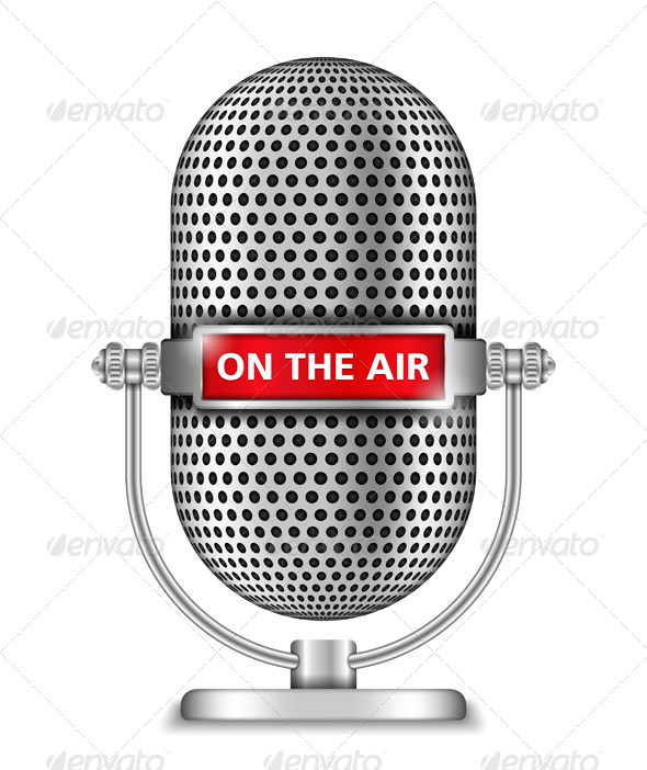 GraphicRiver Microphone 5052437