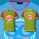 5T-Shirt Mockup | Front&Back Mockup - GraphicRiver Item for Sale