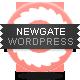 Newgate - Agence / Entreprise WordPress Theme - Portfolio Creative