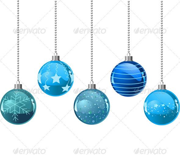 Christmas Color Balls