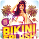 Bikini Splash Party Flyer Template - GraphicRiver Item for Sale
