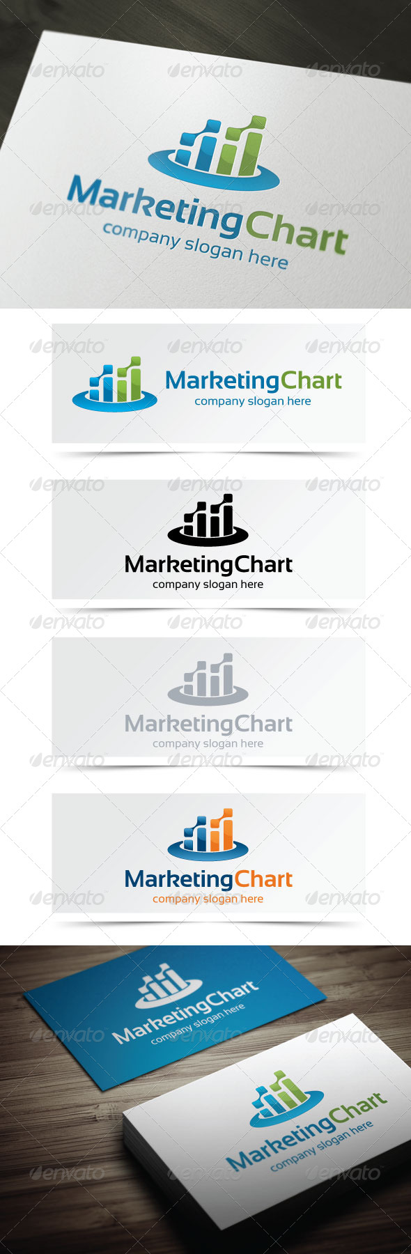 GraphicRiver Marketing Chart 5054675