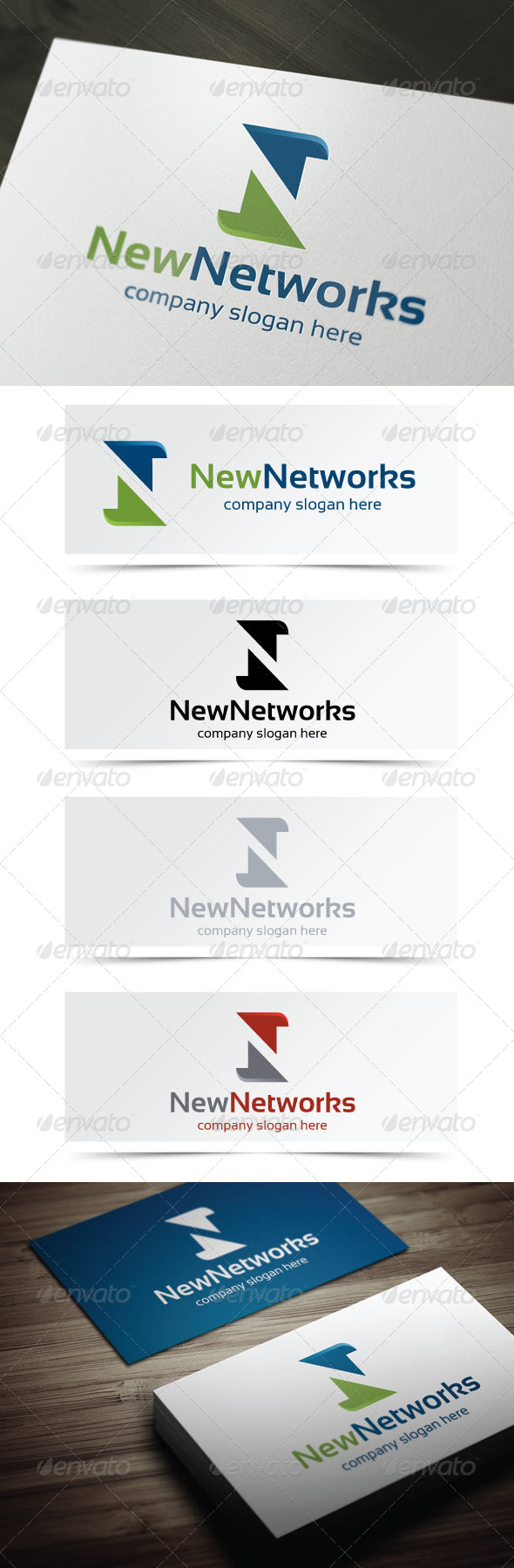 GraphicRiver New Networks 5054684