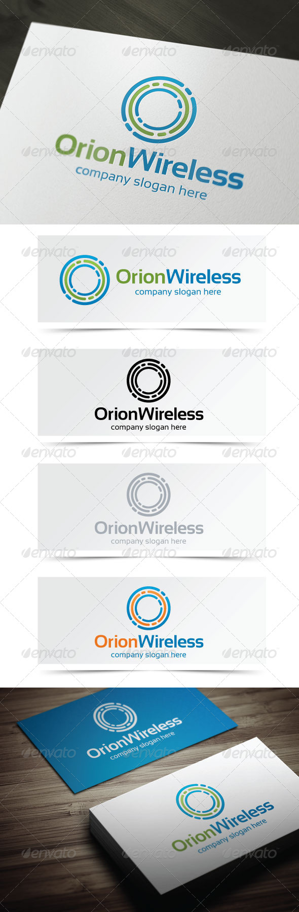 GraphicRiver Orion Wireless 5054696