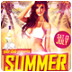 Summer Moments Party Flyer Template - GraphicRiver Item for Sale
