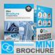 Gstudio Mini Brochure Template - GraphicRiver Item for Sale
