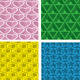 Seamless Pattern Set - GraphicRiver Item for Sale
