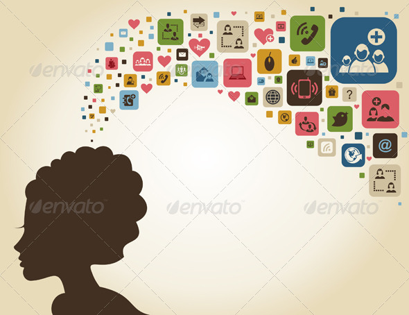 GraphicRiver Think Woman 2 5057349