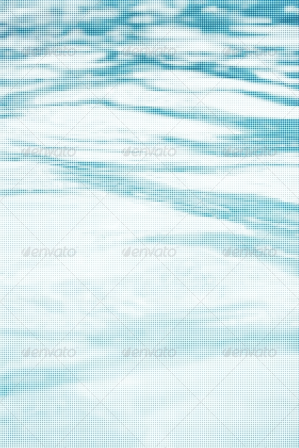 GraphicRiver Abstract Vector Background with White Flow Wave 5057360