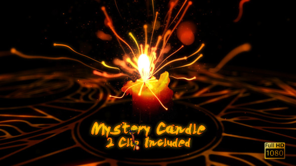 Mystery Candle