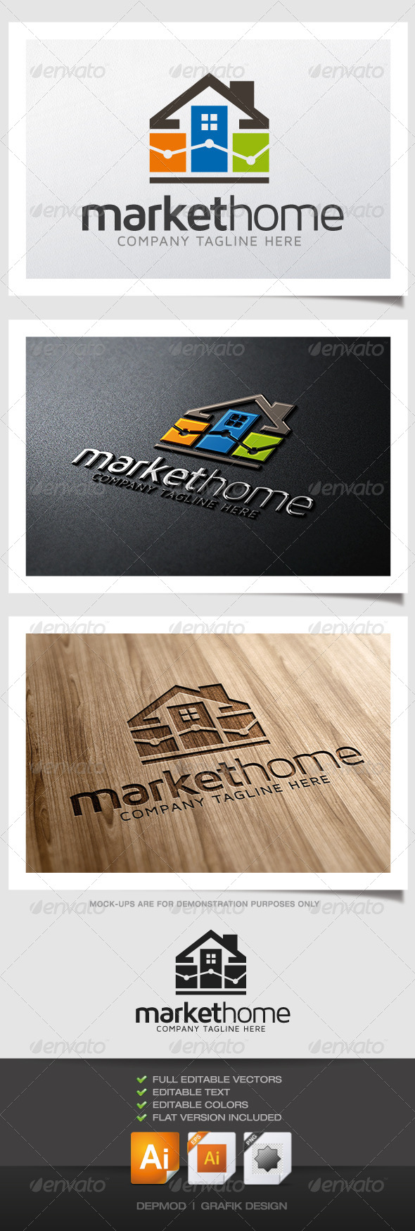 GraphicRiver Market Home Logo 5058965
