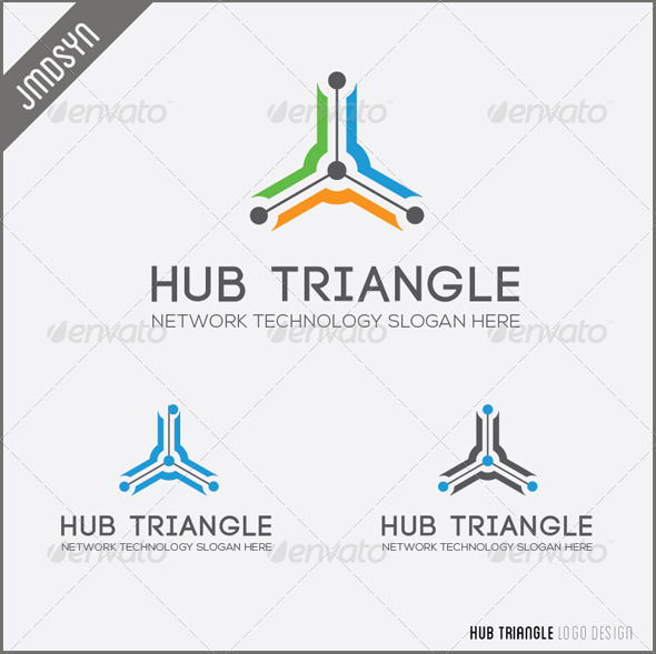 GraphicRiver Connection Logo 5059888