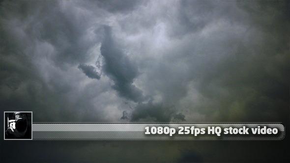 Thunder Storm Time Lapse 2