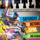 Dance Battle Flyer Template Vol_02  - GraphicRiver Item for Sale