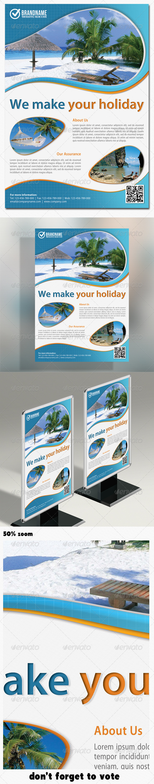 GraphicRiver Corporate Product Flyer 03 5061140