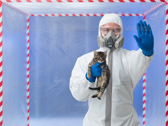 stop animal testing - Stock Photo - Images