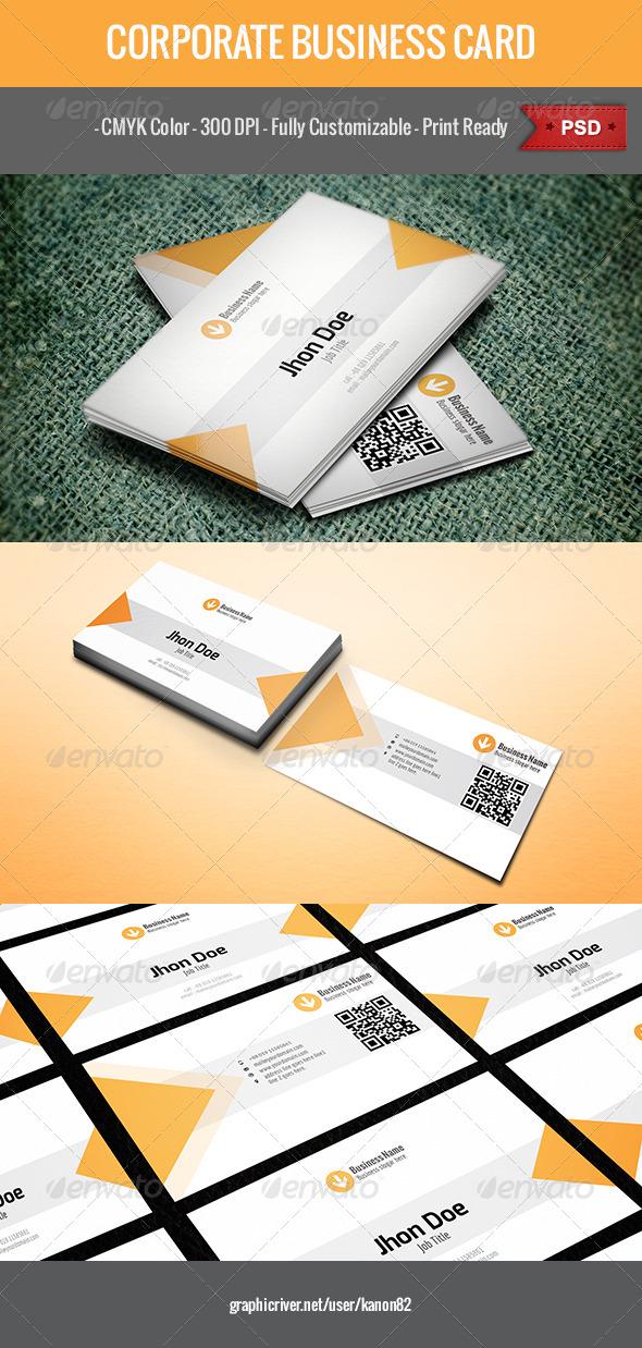 GraphicRiver Business Card v2 5065475