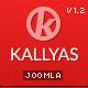 KALLYAS Responsive Multi-purpose Joomla Template  Free Download