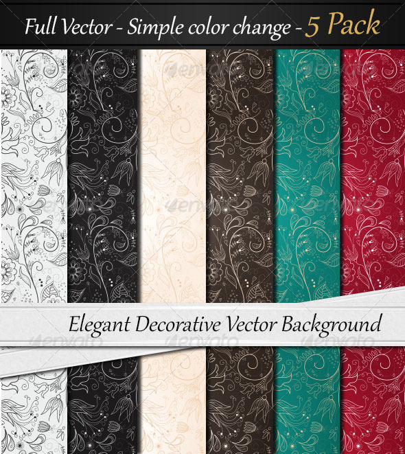 GraphicRiver Elegant Background Vector 5066273