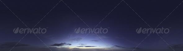 3DOcean Skydome HDRI Starlight Sky 5069040