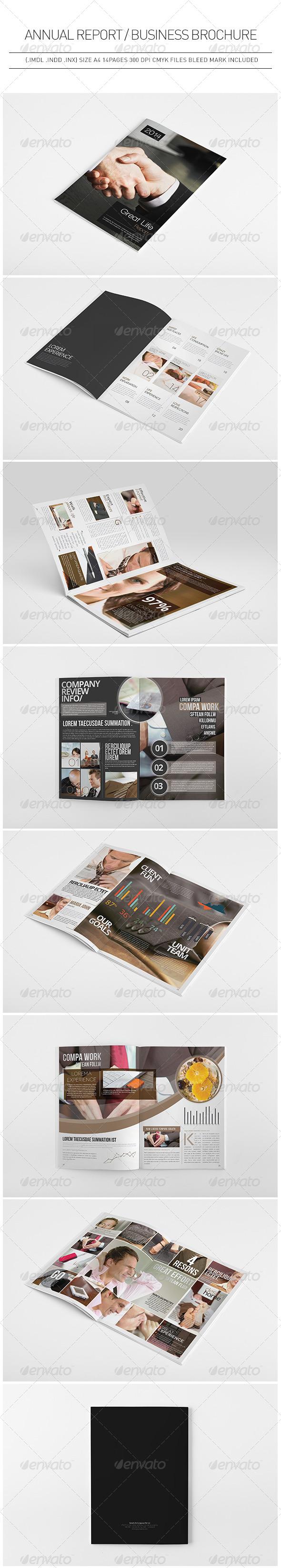 Annual Report / Business Brochure - Corporate Brochures