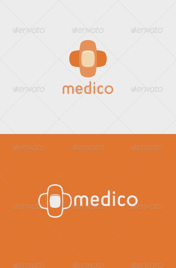 GraphicRiver Medico Logo 5046372