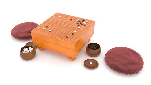 3DOcean Go Game 5069499