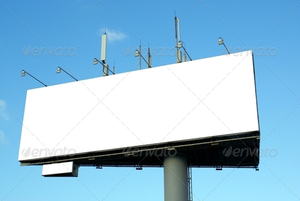 Stock Photo - PhotoDune billboard 520935