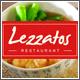 Lezzatos: Restaurant Responsive WordPress Theme  Free Download