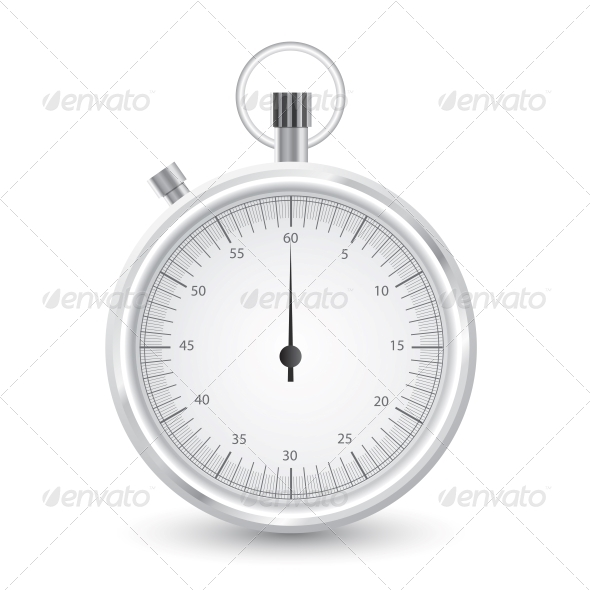 GraphicRiver Stopwatch Icon 5071250