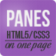 Panes - HTML5 Business Theme