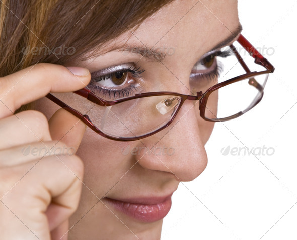 The Glasses  - Stock Photo - Images