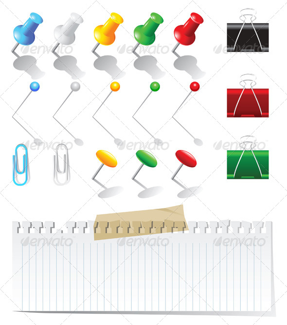 GraphicRiver Office Supplies 5073414