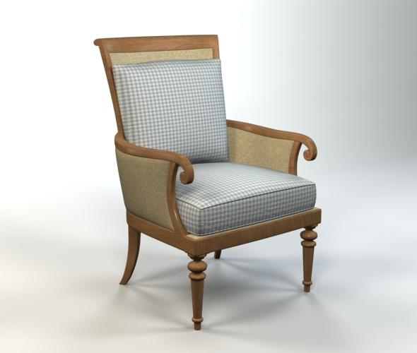 3DOcean Armchair 5074413