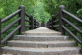 Walking Trail Stairs and Bridge - PhotoDune Item for Sale