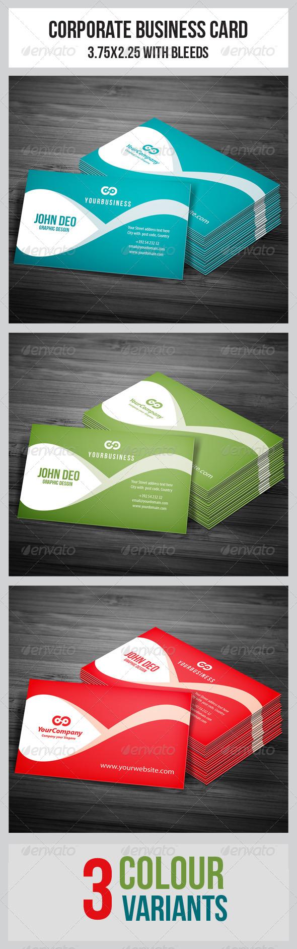 GraphicRiver Multipurpose Business Card 5075049