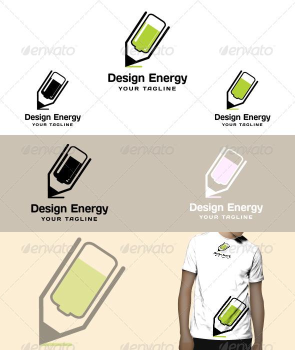 GraphicRiver Design Energy logo 5075289